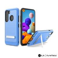 MILA   PureMetal Case for Galaxy A21