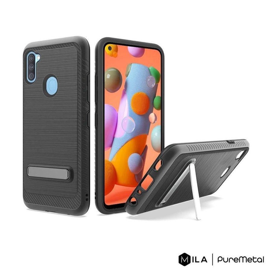 MILA | PureMetal Case for Galaxy A11