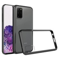 Ultra Slim Clear Hard Fused PC+TPU Case for Galaxy S20