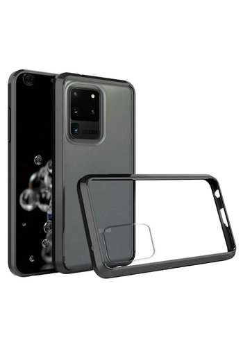 Ultra Slim Clear Hard Fused PC+TPU Case for Galaxy S20 Ultra