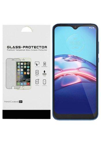 4D Full Cover Tempered Glass for Motorola Moto E (2020)