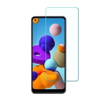 Premium Tempered Glass for Galaxy A21 - Single Pack