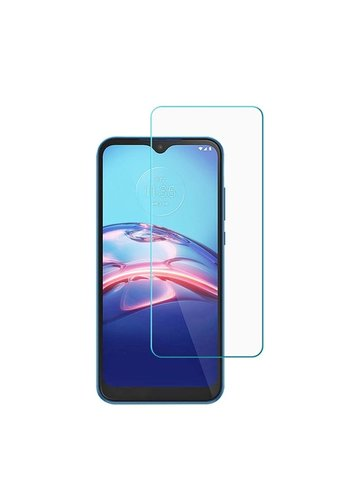 Premium Tempered Glass for Motorola Moto E (2020) - Single Pack