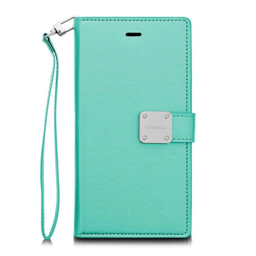 ModeBlu PU Leather Wallet MB Mode Diary Case for Galaxy Note 20