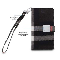 Modeblu Mode Diary MB Pattern Wallet Case for Galaxy Note 20