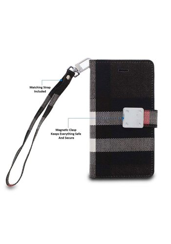 Modeblu Mode Diary MB Pattern Wallet Case for Galaxy Note 20 Ultra