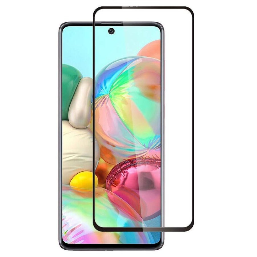 4D Full Cover Tempered Glass for Galaxy A71