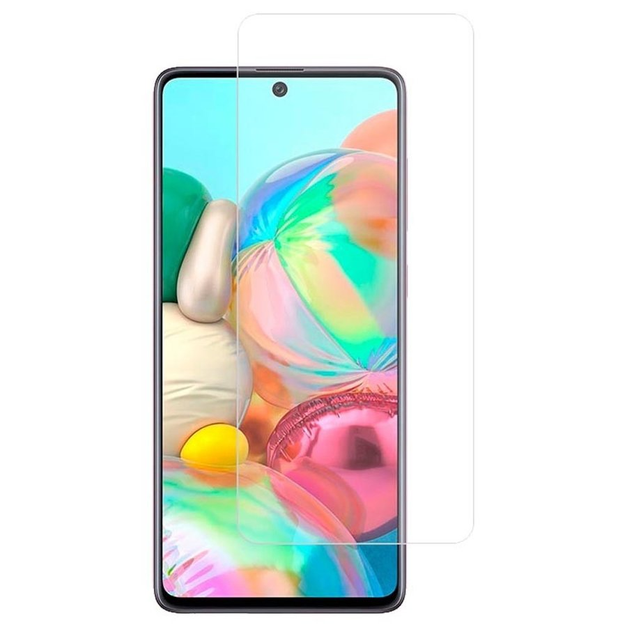 Premium Tempered Glass for Galaxy A71 - Single Pack