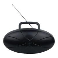 136V Flashlight Speaker