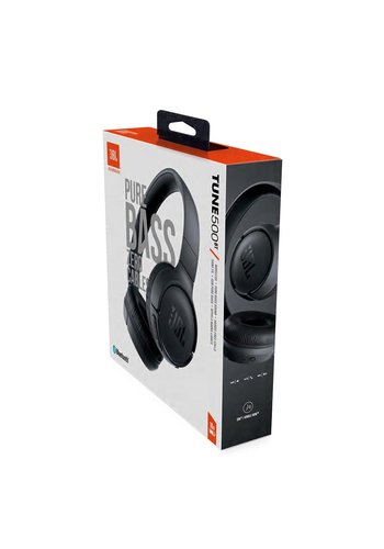 JBL | TUNE 500 Pure Bass Zero Cables
