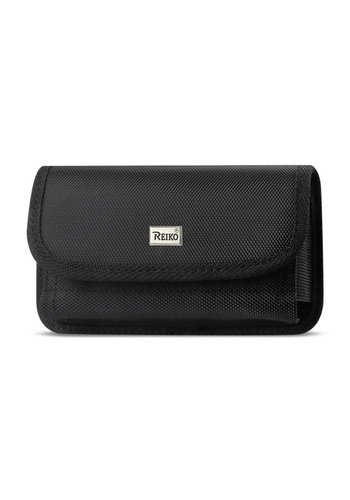 Reiko (inside: 6.37 x 3.21 x 0.43 in) Horizontal Rugged Pouch Velcro Closure For Universal Devices (PH108B-643204)