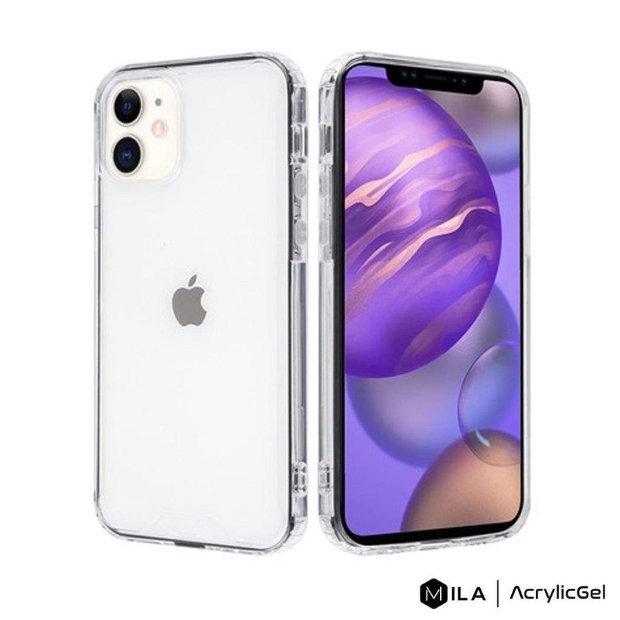 MILA   AcrylicGel Case for iPhone 12 Mini