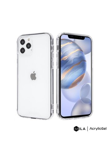 MILA | AcrylicGel Case for iPhone 12 Pro Max