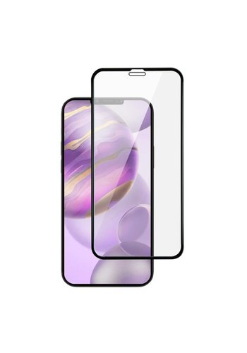 4D Full Cover Tempered Glass for iPhone 12 Pro Max