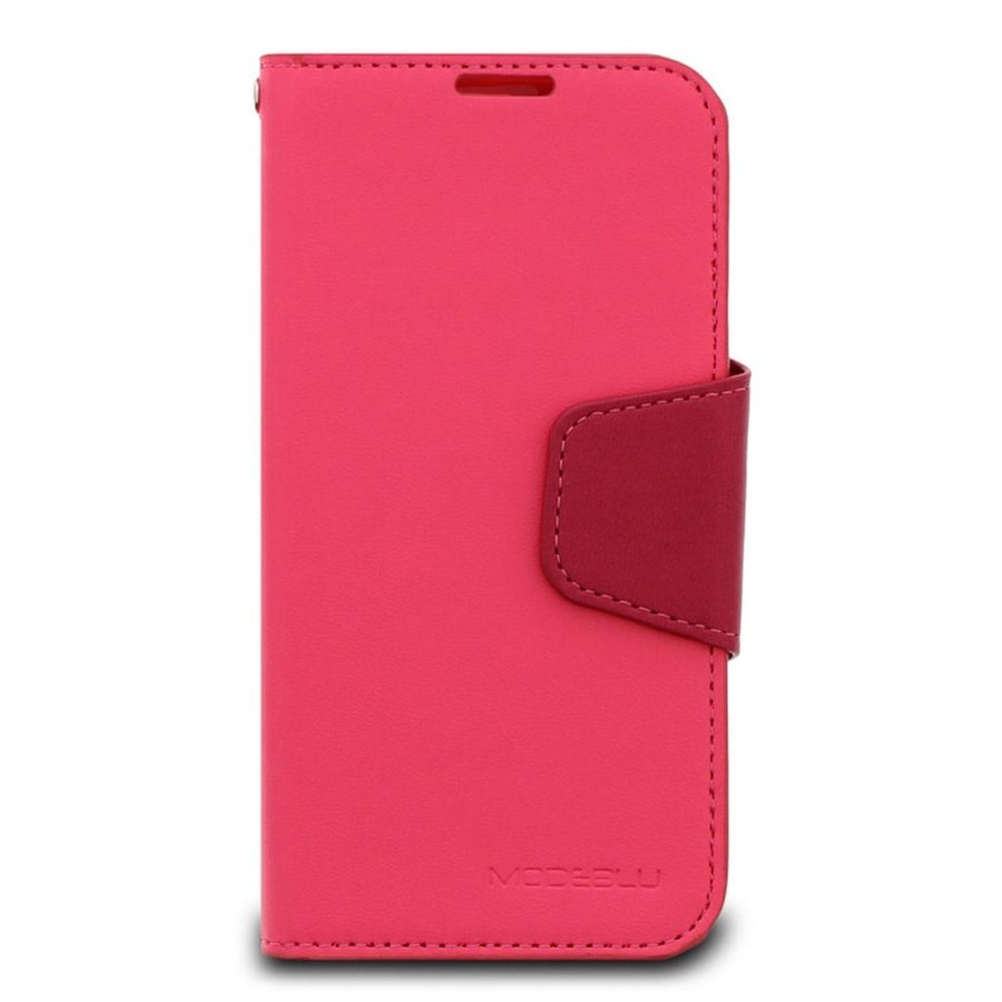ModeBlu PU Leather Wallet Classic Diary Case for iPhone 12 Mini