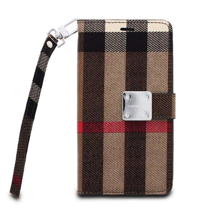 Modeblu Mode Diary MB Pattern Wallet Case for iPhone 12 Mini