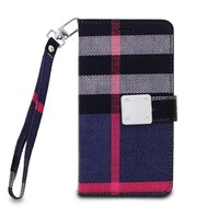 Modeblu Mode Diary MB Pattern Wallet Case for iPhone 12 / 12 Pro