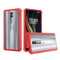 Clear Hybrid ShockProof Case for Coolpad Legacy Brisa