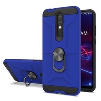 Hybrid Armor Case with 360 Magnetic Ring Stand for Coolpad Legacy Brisa