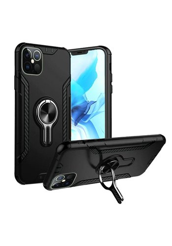 ShockProof Mag-Ring Case with Car Vent  Holder for iPhone 12 Pro Max