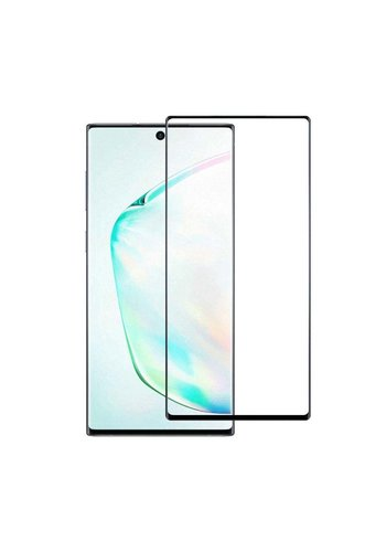 4D Full Tempered Glass for Galaxy Note 10 Plus (6.8)