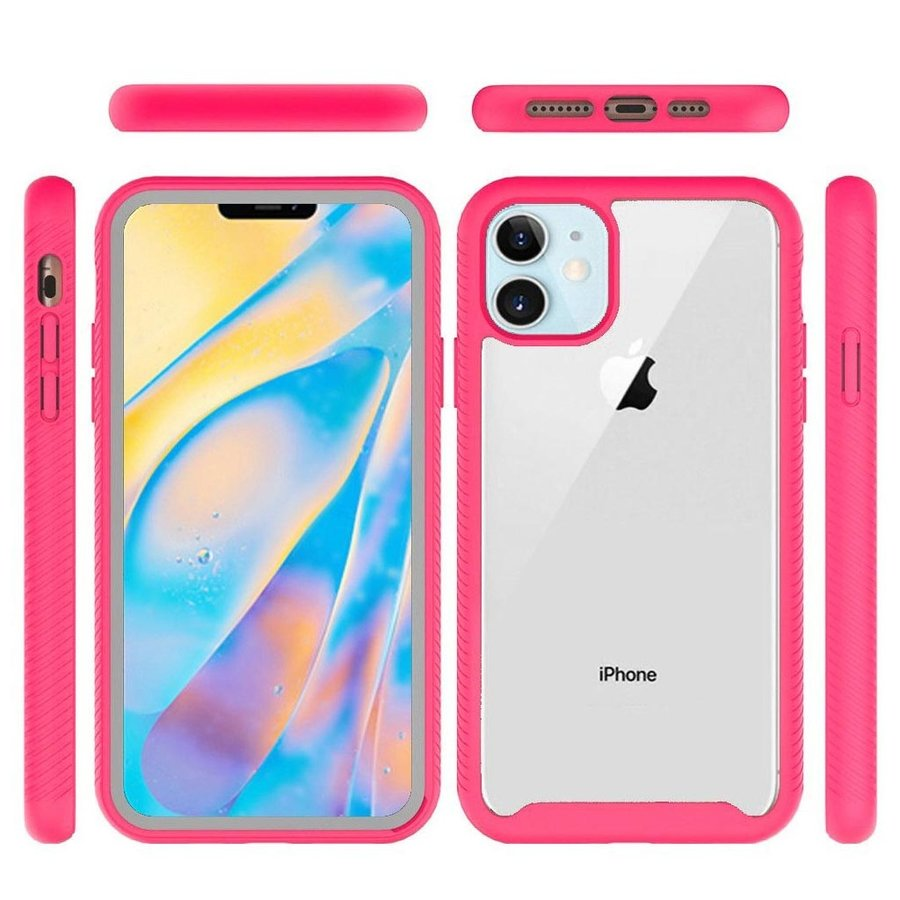 Heavy Duty Shockproof Bumper Case for iPhone 12 Mini