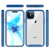 Heavy Duty Shockproof Bumper Case for iPhone 12 Pro Max