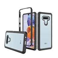 Novel Transparent Shockproof Bumper Case for LG Stylo 6