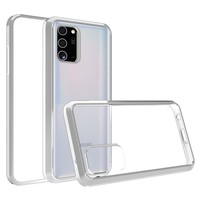 Ultra Slim Clear Hard Fused PC+TPU Case for Galaxy Note 20 Ultra