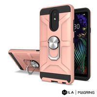 MILA | MagRing Case for LG Aristo 4 Plus