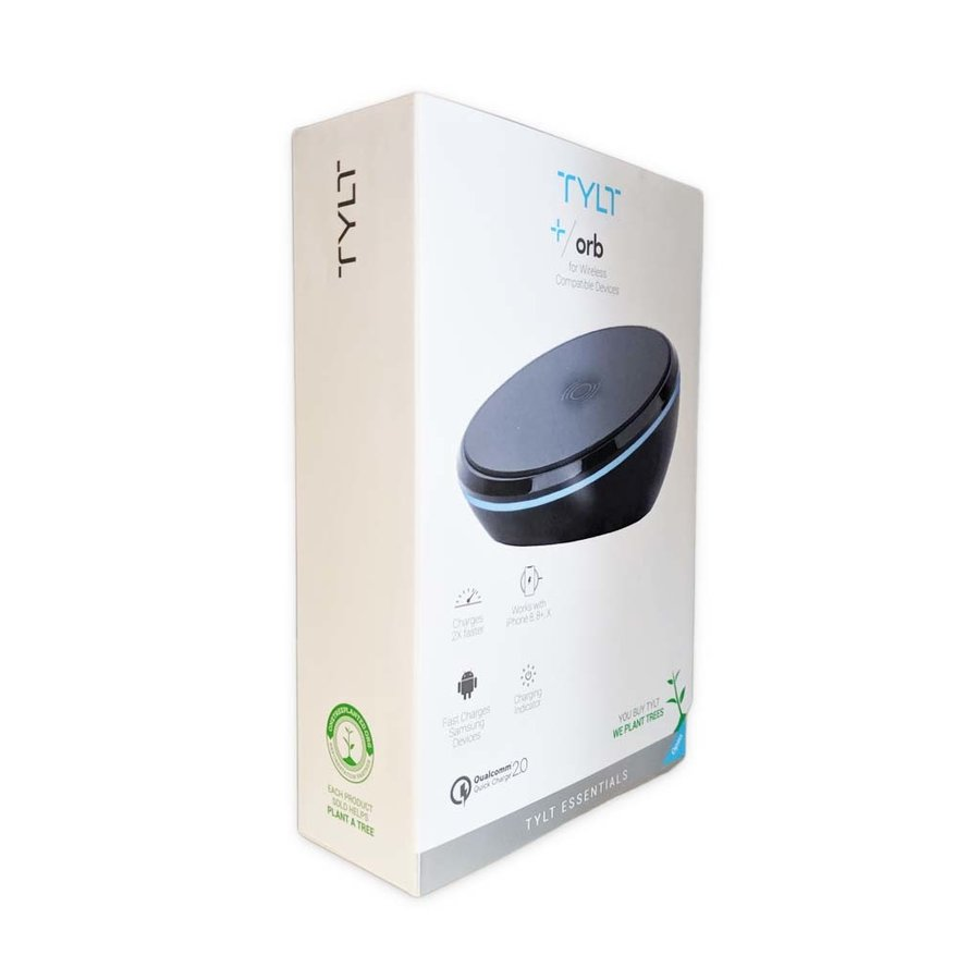 TYLT | ORB Fast Charge Wireless Pad