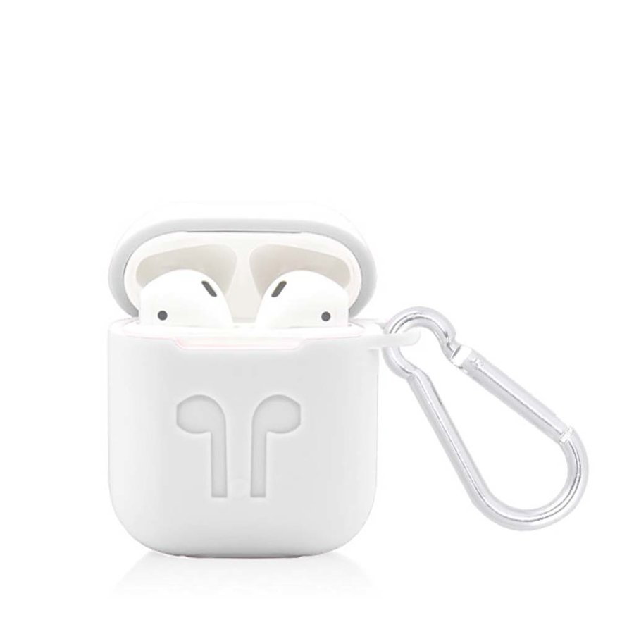AIRIUM   Ultra Thin Protective Case with Earphone Design for Airpods 1st Gen / 2nd Gen