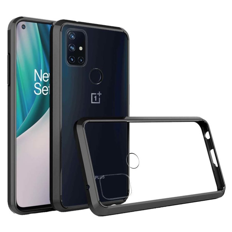Ultra Slim Clear Hard Fused PC+TPU Case for  OnePlus Nord N10 5G