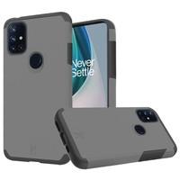 METKASE   Armor ShockProof Case for OnePlus Nord N10 5G