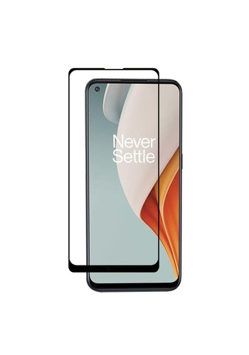 4D Full Cover Tempered Glass for OnePlus Nord N10 5G