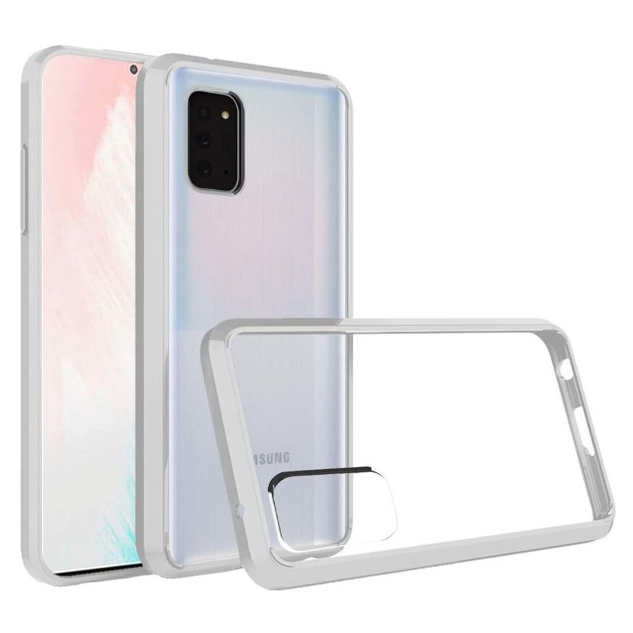 Ultra Slim Clear Hard Fused PC+TPU Case for Galaxy Note 20