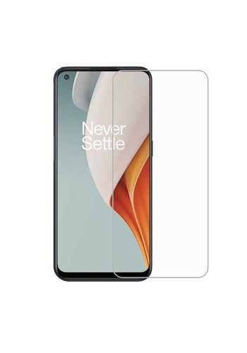 Premium Tempered Glass for OnePlus Nord N200 5G / N100 - Single Pack