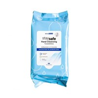 BIO MIRACLE | Hand Cleansing Anitbacterial Towelettes (60 pcs)