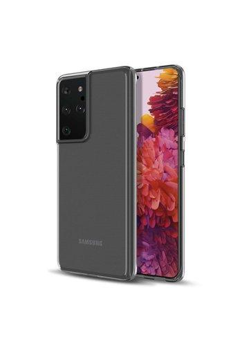 MYBAT Premium TPU Gel Case for Galaxy S21 Ultra