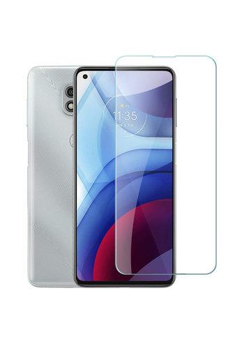 Premium Tempered Glass for Motorola Moto G Power (2021) - Single Pack