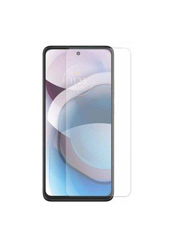 Premium Tempered Glass for  Motorola Moto One 5G Ace - Single Pack