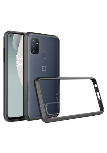 Ultra Slim Clear Hard Fused PC+TPU Case for  OnePlus Nord N100