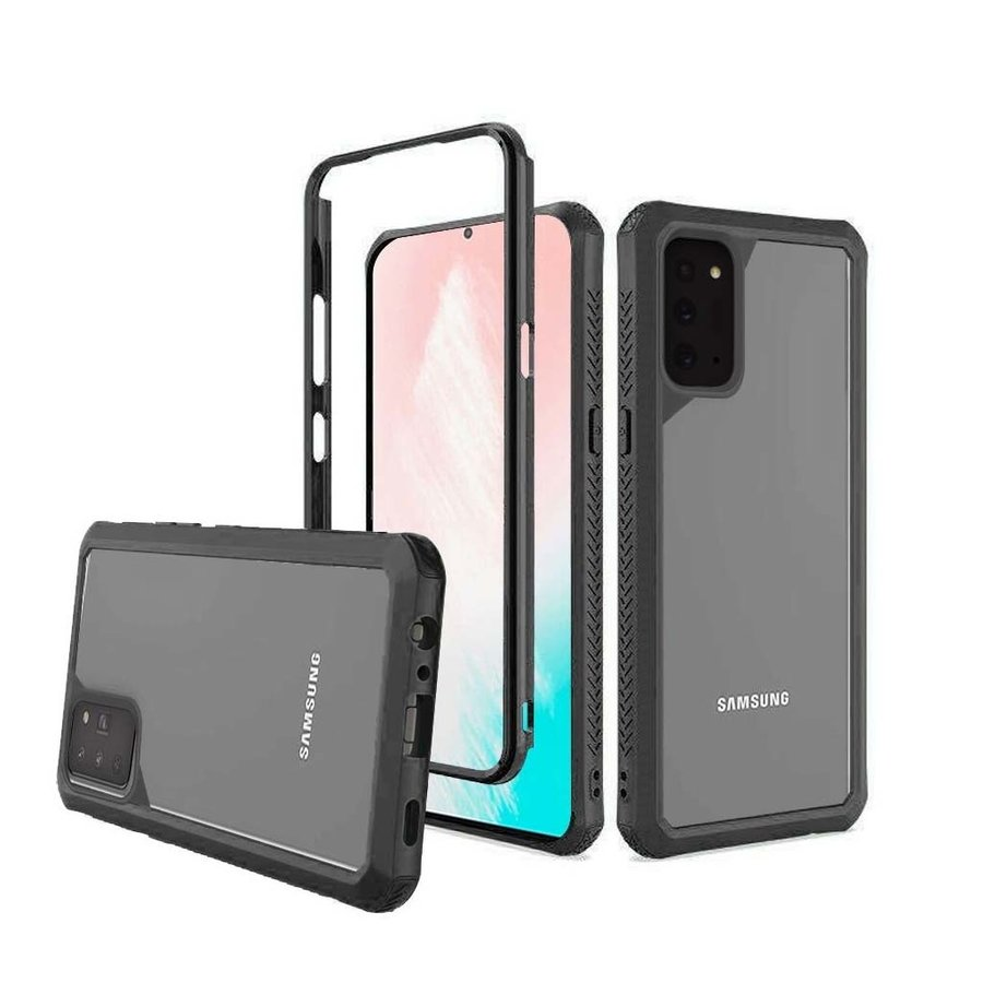 Novel Transparent Shockproof Bumper Case for Galaxy Note 20