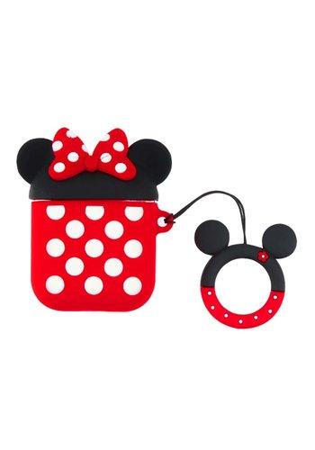 MYBAT | 3D Cartoon Girl Mouse Case for Airpods 1st Gen / 2nd Gen
