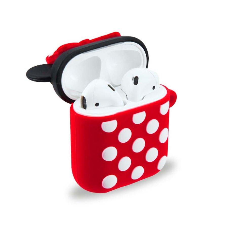 MYBAT   3D Cartoon Girl Mouse Case for Airpods 1st Gen / 2nd Gen