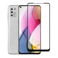 4D Full Cover Tempered Glass for Motorola Moto G Stylus (2021)