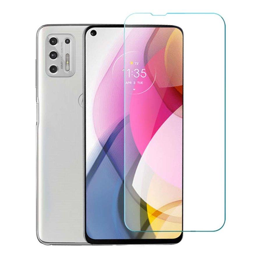 Premium Tempered Glass for Motorola Moto G Stylus (2021) - Single Pack
