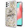 Magnificent Love Yourself Glitter Design Case for Galaxy A32 5G