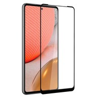 4D Full Cover Tempered Glass for Galaxy A52 5G