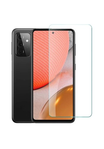 Premium Tempered Glass for Galaxy A52 5G - Single Pack